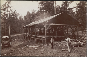 Government saw mill