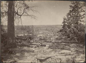 Battlefield of Peach Tree Creek Georgia July 20, 1864