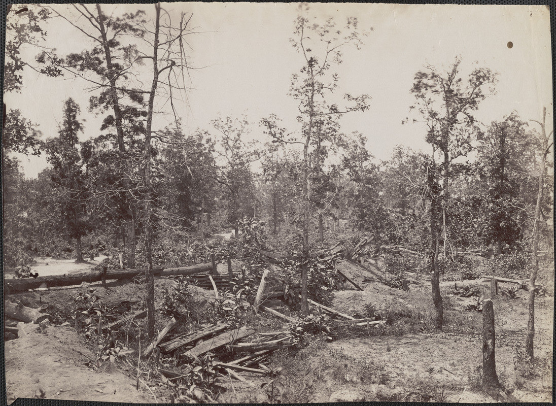 Atlanta Georgia Battlefield of July 22, 1864