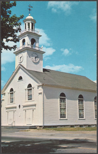 East Parish Methodist meeting house