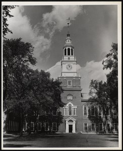 Baker Library, Dartmouth