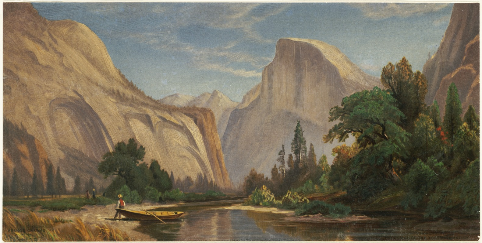 Domes of the Yosemite Valley