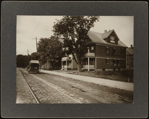 Houses on Galen Street - facing South on west side between Morse to Boyd Streets