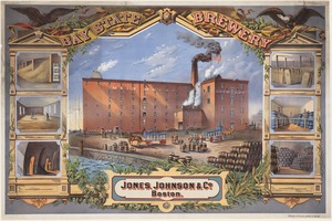 Bay State Brewery, Jones, Johnson & Co., Boston