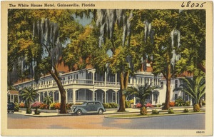 The White House Hotel, Gainesville, Florida