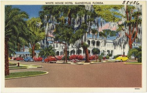 White House Hotel, Gainesville, Florida