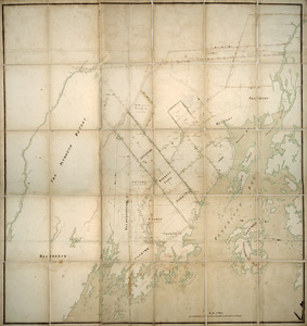Waldo Patent, District of Maine between 1798 and 1802