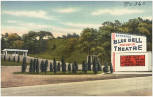 Blue Dell Drive-In Theatre