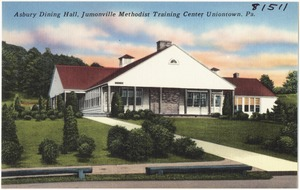 Asbury Dining Hall, Jumonville Methodist Training Center, Uniontown, Pa.