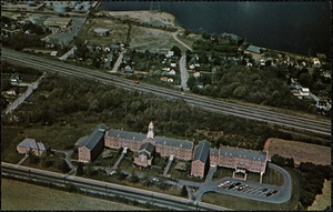 Catholic Memorial Home and Priest's Hostel, Fall River, Mass.