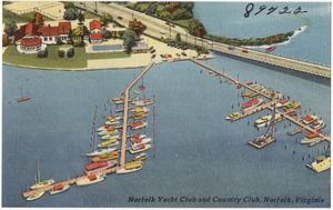 Norfolk Yacht Club and County Club, Norfolk, Virginia