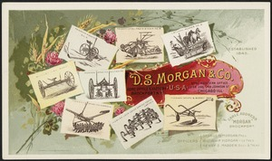 D. S. Morgan & Co., home office & factory, Brockport, N. Y.