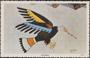 The Eagle. Pueblo of the Seven Fires