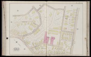 Atlas of the city of Boston : Roxbury, Mass. : volume four : from actual surveys and official records