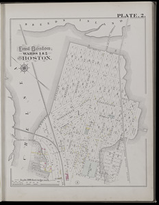 City atlas of Boston, Massachusetts : complete in one volume : from official records, private plans and actual surveys