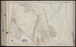 Atlas of the city of Boston, Dorchester : from actual surveys and official plans
