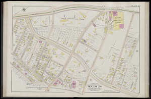 Atlas of the city of Boston, Dorchester, Mass., vol. 5 : from actual surveys and official plans