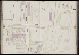 Insurance map of Boston : volume 2