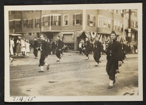Parade, Somerville, 7/4/1915
