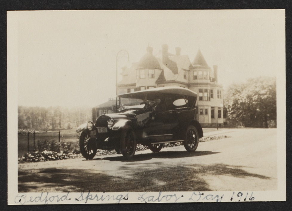 Bedford Springs, Labor Day, 1916