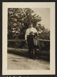 Chas. [Corwin], owner, Highland Avenue