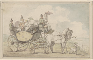 A carriage party