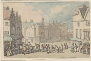 Soldiers at Exeter