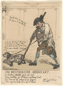 The Westminster mendicant