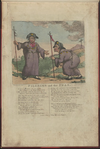 Pilgrims and the peas