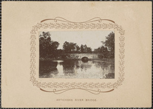 Artichoke River Bridge
