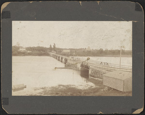 Parker River Bridge, June 14, 1910