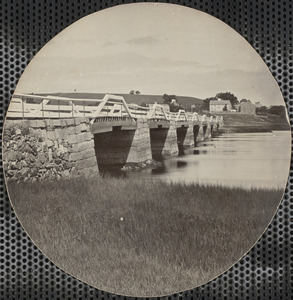 Parker River Bridge, near Newburyport