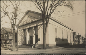 Christian Science Church, originally the Whitfield