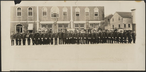 NBPT fire dept. probably memorial Sunday, before 1936