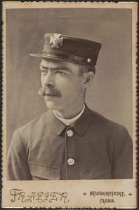 Unknown fire fighter