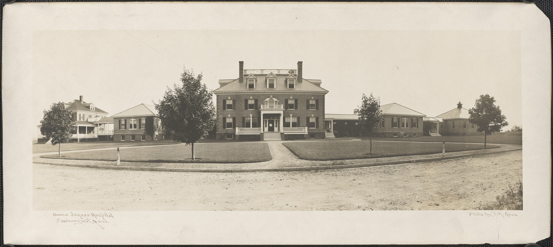 Anna Jaques Hospital, Newburyport, Mass.