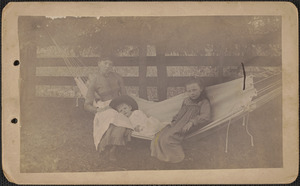 Mary H. Dame, Charles and Amelia