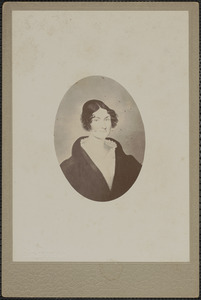 Hannah Flag Gould, an American poetess, born in Mass. 1787, died 1865