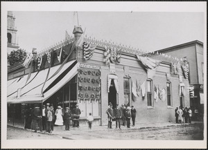Greeley Day Celebration, Aug. 1884