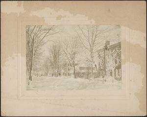 High St. looking west from Fruit Street, Jan. 31, Feb 1, 1898
