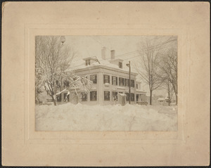 Capt. Graves Home, High St. Newburyport