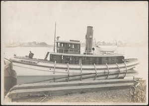 The Powow, owned by Merrimac River Towing Co.