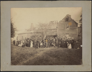 2nd Pillsbury Gathering, Newburyport, Mass. 1889