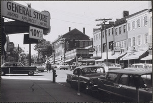State Street looking towards Pleasant St. circa 1950s
