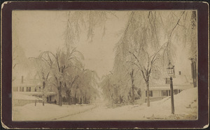 Ice Storm, State St. 1904