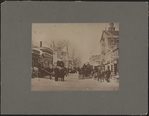 Pleasant St. from State St. before March of 1881