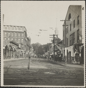 Pleasant St. July 4, 1912