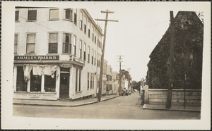 Summer St. from High, July 1934
