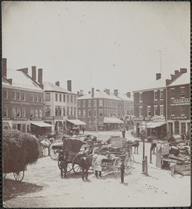 Historical Society of Old Newbury, Snow Historical Photograph Collection