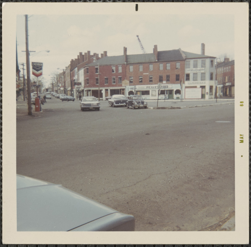 Market Square, between Inn & State Streets, May 1968